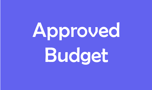 Approved Budget