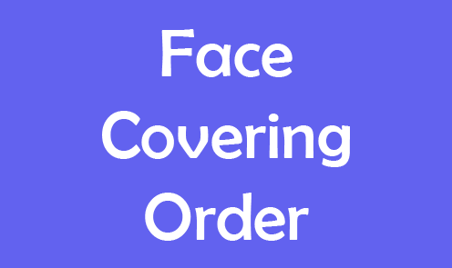 August 17, 2020 Universal Face Covering Order